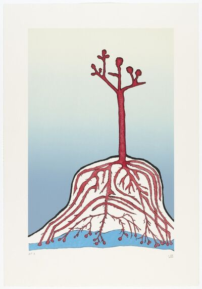 Louise Bourgeois, 'The Ainu Tree', 2000