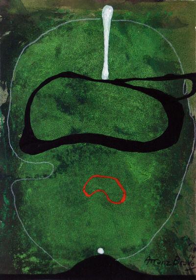 Eduardo Arranz-Bravo, 'Green-Green 3', 2014
