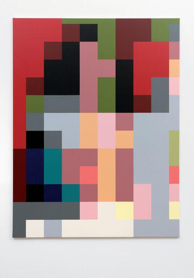 Reinhard Voigt, 'Red Hook', 2018