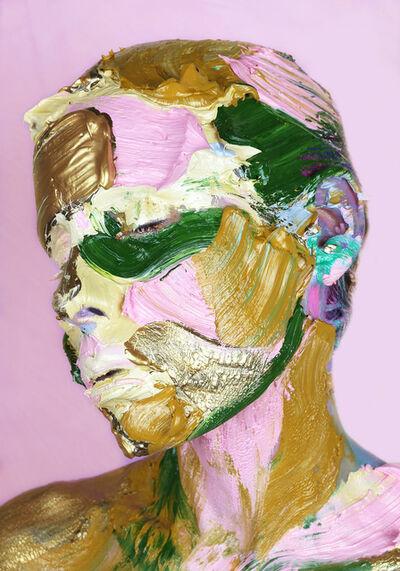 Sophie Derrick, 'Millennial Botanical - Pink #6', 2019