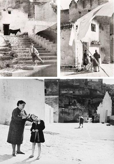 Mario Carbone, 'Matera, i Sassi', 1960