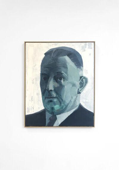 Alex van Warmerdam, 'Man met oor', 2019