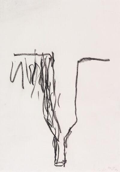 Georg Baselitz, 'Untitled (Bottle)', 1983