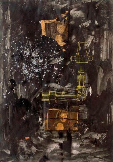 Julião Sarmento, 'Desenho', 1987