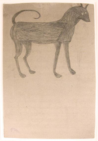 Bill Traylor, 'Grayhound'