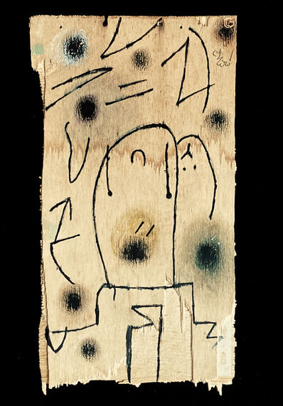 Joan Miró, 'Personages, Oiseau', 1981