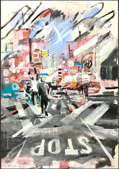 Brad Robson, 'Bushwick Sketches Series (2)', 2016