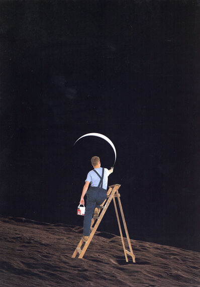 Joe Webb, 'Who Build the Moon ', 2018
