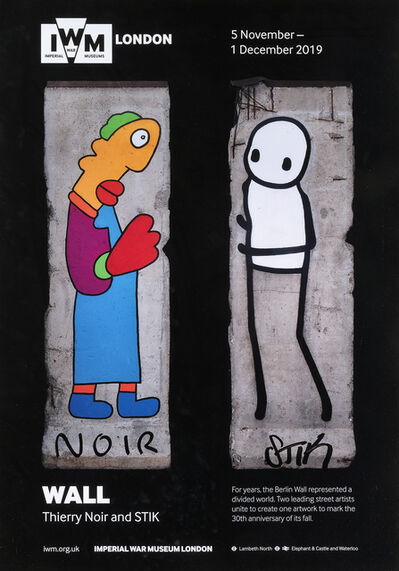 Thierry Noir, 'Wall', 2019