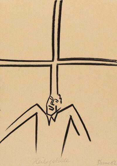Bernhard Johannes Blume, 'Heilsgebilde', 1982