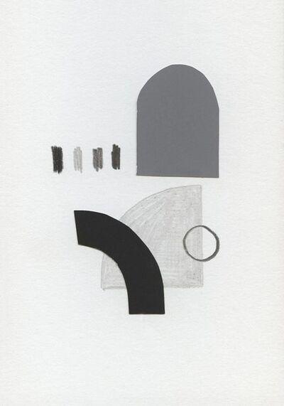 Chad Kouri, 'Primarily Greys', 2016