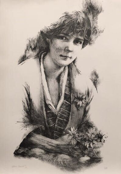 Barbara Swan, 'Katherine Mansfield', ca. 1965
