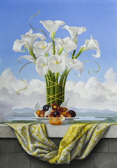 James Aponovich, 'Calla Lilies', 2013