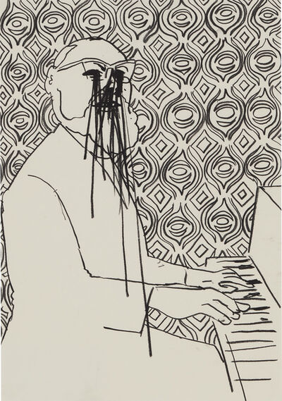 Tomoo Gokita, 'Pianist for All His Life', 2000