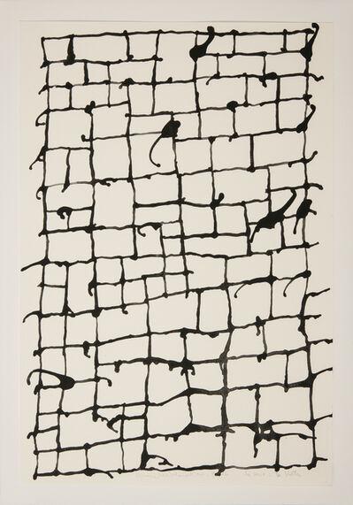 Anna Maria Maiolino, 'Untitled, from De Volta series', 2014