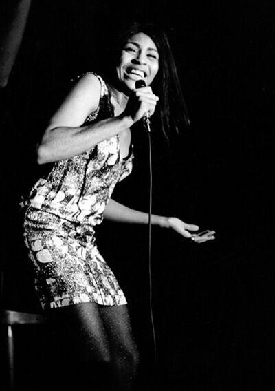 Baron Wolman, 'Tina Turner'