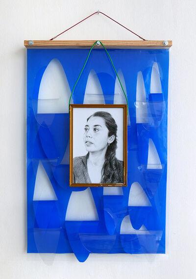 Gabriel Acevedo Velarde, 'Estandarte Conmemorativo 6: Ximena B. (Commemorative banner 6: Ximena B.)', 2016