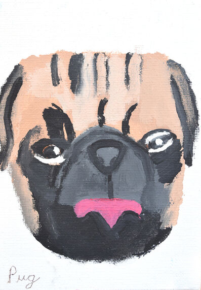 Mercedes Kelly, 'Pug', 2016