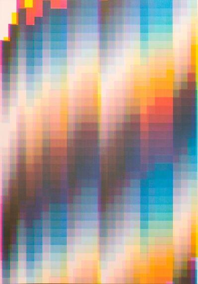 Felipe Pantone, 'Subtractive Variability P 1', 2020