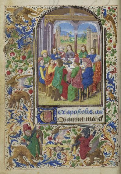 Lievan van Lathem, 'The Last Supper', 1469
