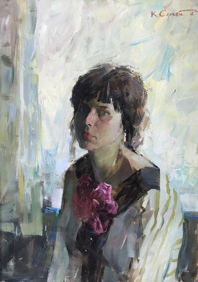 Sergey Kovalenko, 'The Artists Muse', 2018