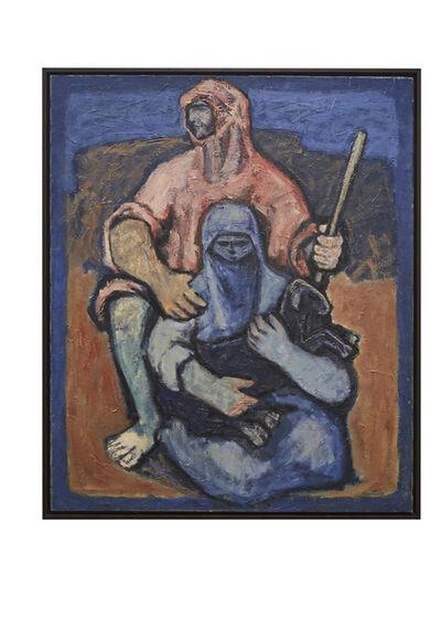 Mahmoud Hammad, 'The Shepherds', 1963