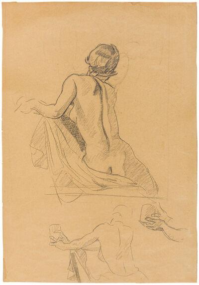 Marcello Dudovich, 'Study for advertisement 'Latte in polvere Polenghi Lombardo'', 1920s