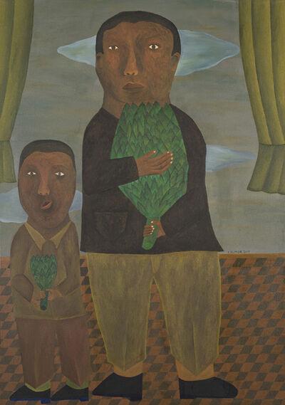 Salah Elmur, 'The Artichoke Bearers', 2017