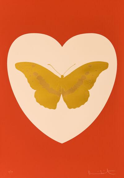 Damien Hirst, 'I Love You', 2015