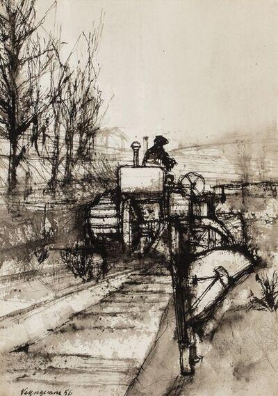 Renzo Vespignani, 'Truck', 1956
