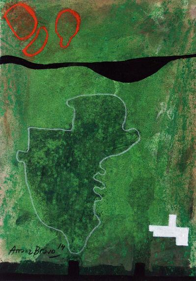 Eduardo Arranz-Bravo, 'Green-Green 1', 2014