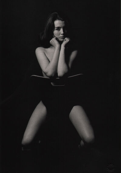 Lewis Morley, 'Christine Keeler, London', 1963