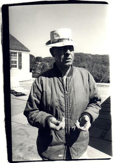 Andy Warhol, 'Andy Warhol Photograph, Mr. Winters, Caretaker of the Montauk Estate, circa 1976', ca. 1976