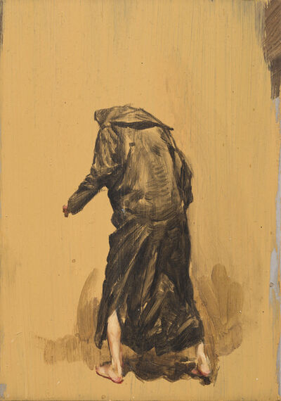 Michaël Borremans, 'Black Mould (Pogo)', 2015