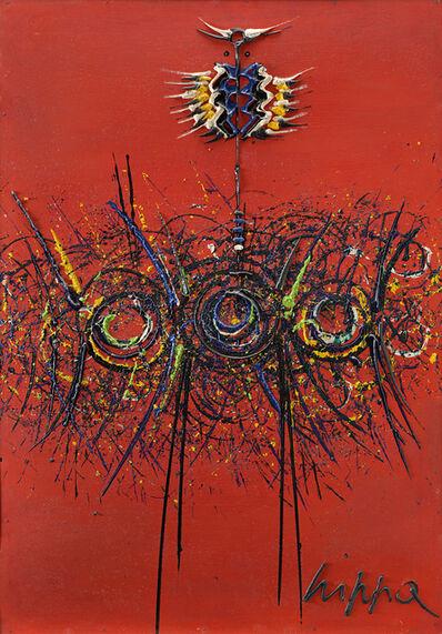 Roberto Crippa, 'Totem', 70's