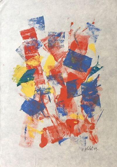 John Von Wicht, 'Untitled (VoJo015)', 1959