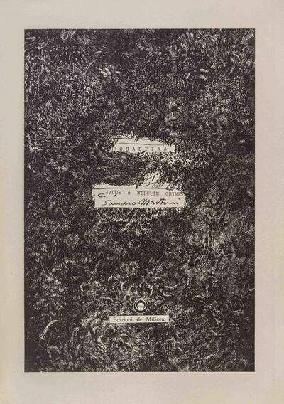 Sandro Martini, 'Rosaspina', 1972