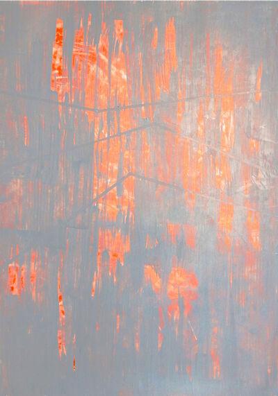 Gudrun Mertes-Frady, 'Red Lilies ', 2017