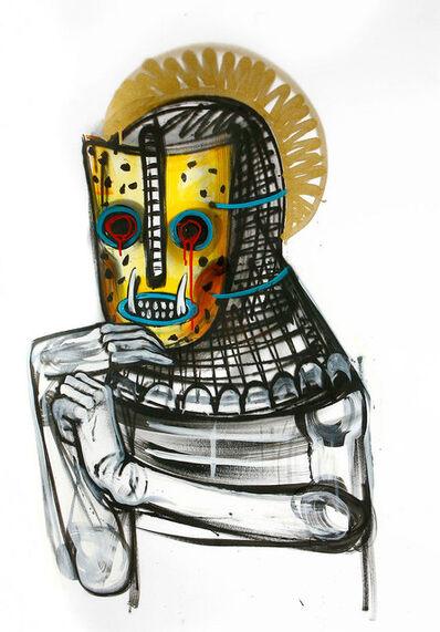 Saner, 'Los Insquisidores #4', 2015