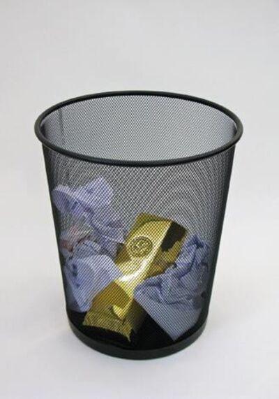 Leo Copers, 'Waste Basket'