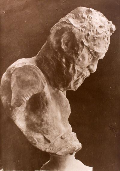 Pierre Choumoff, 'Victor Hugo', ca. 1915