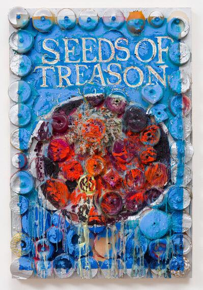 Katie Herzog, 'One Dozen Candles (Seeds Of Treason)', 2019