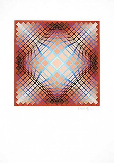 Victor Vasarely, 'Sans Titre 2', Unknown