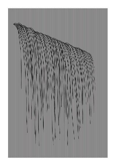 Tom Orr, 'Waterfall 4', 2019