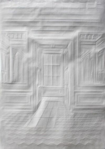 Simon Schubert, 'Untitled (light in mirror room)', 2016
