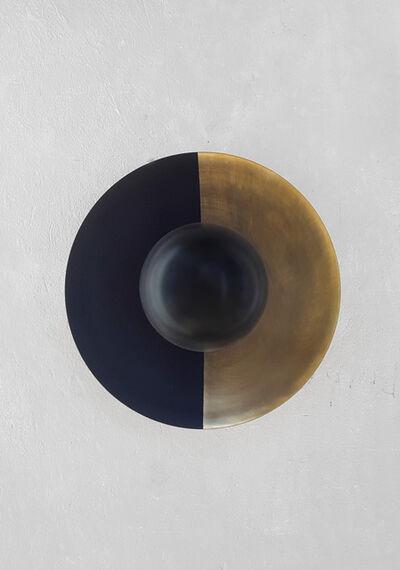 Jan Garncarek, 'Metropolis Noir sconce', 2019