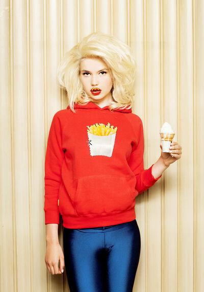 Liesje Reijskens, 'McDonalds IV', 2013