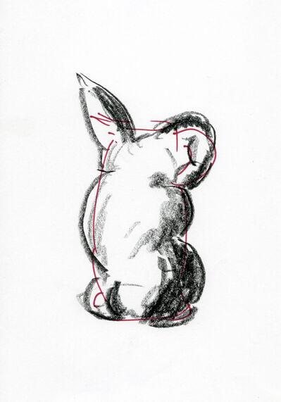 Ugo La Pietra, 'Una forza interiore, Disegno#8,', 2017