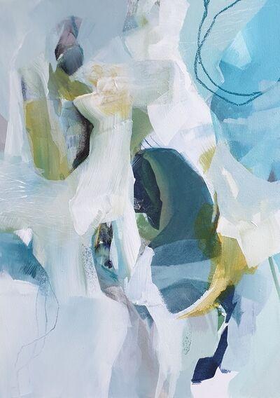 Eva Bunker, 'iced egg', 2019