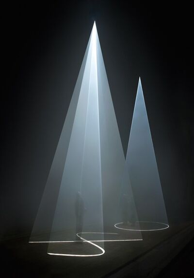 "Anthony McCall, '""Between You and I"" (London),', 2006"